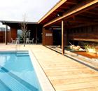 プライベートプール&天然温泉
